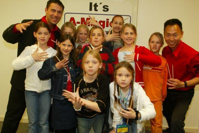 Zauberschule in Hamburg bekommt Nachwuchs